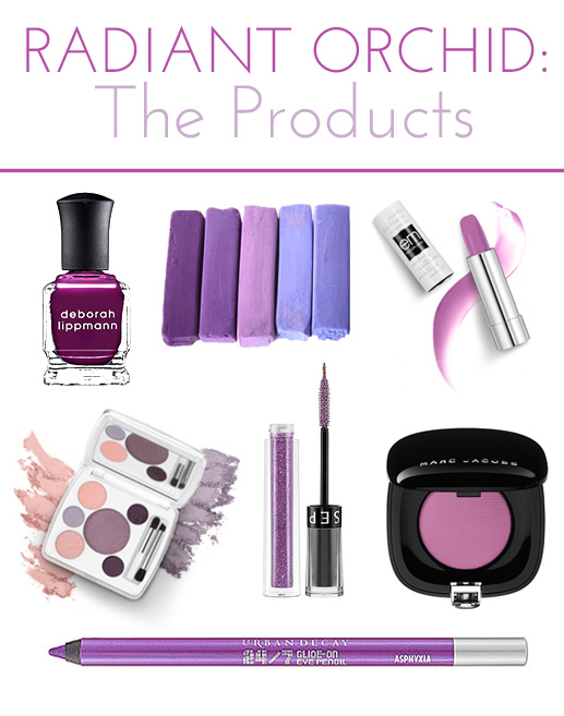 Radiant Orchid Beauty Products