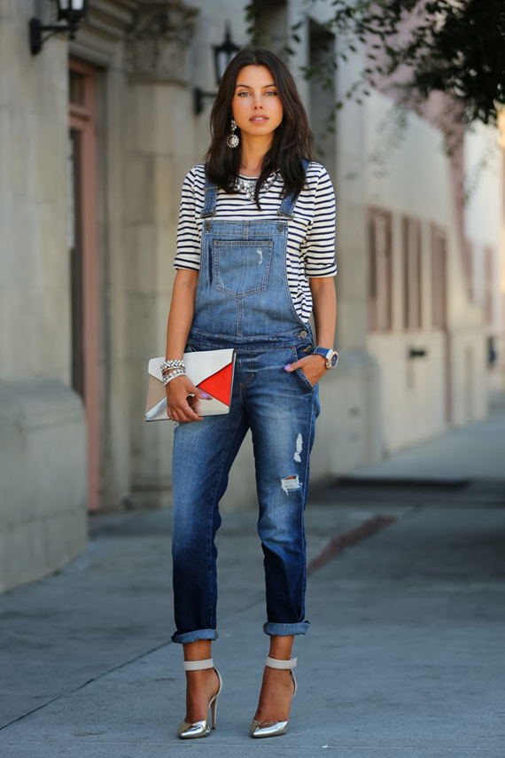Inspiration: Four Ways to Wear Denim
