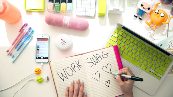 Favorite Desktop Items Michelle Phan