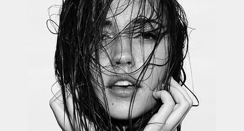 How to Brush Wet Hair - Michelle Phan