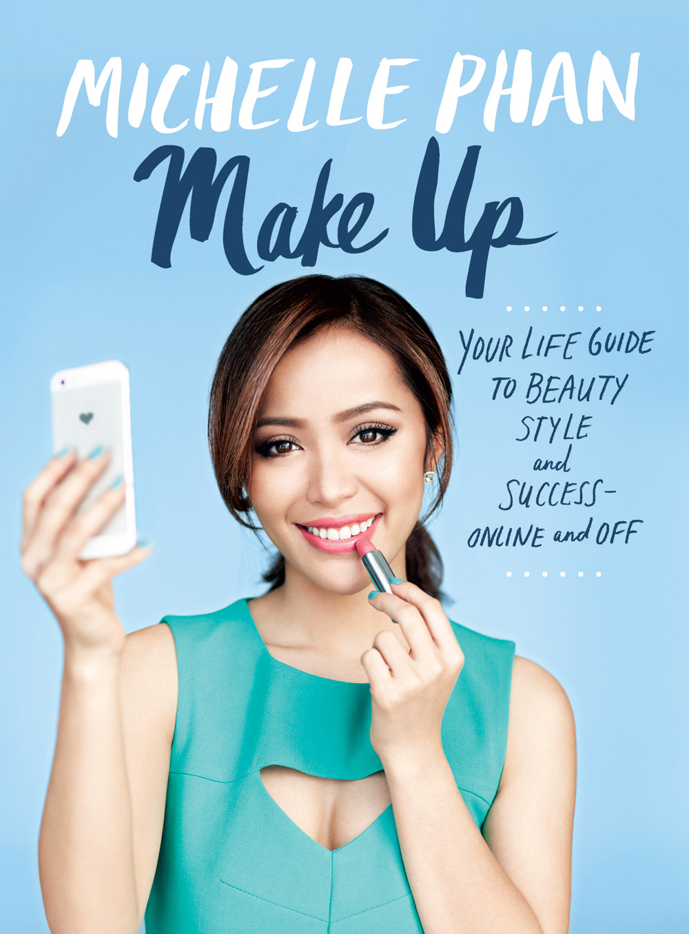 Michelle Phan Make Up Book Cover