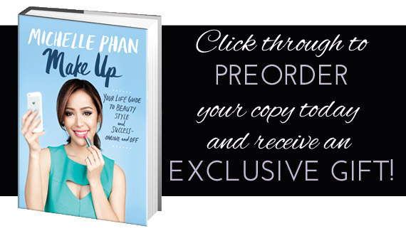 Michelle Phan Make Up Preorder