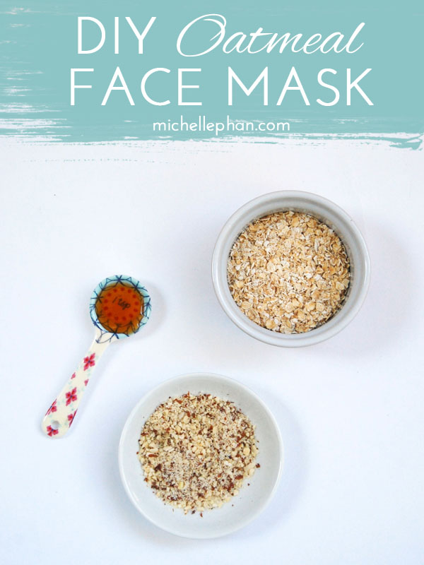 DIY Face Mask | MichellePhan.com