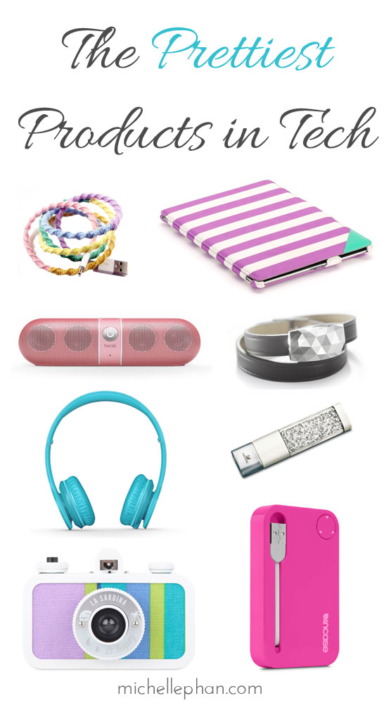 The Prettiest Products in Tech