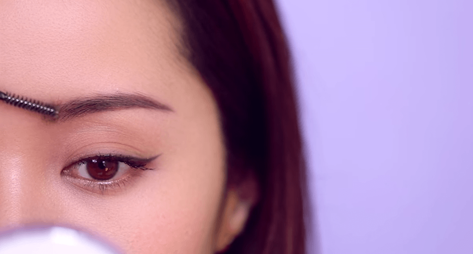 Quick Tip How To Tame Unruly Brows Michelle Phan Michelle Phan