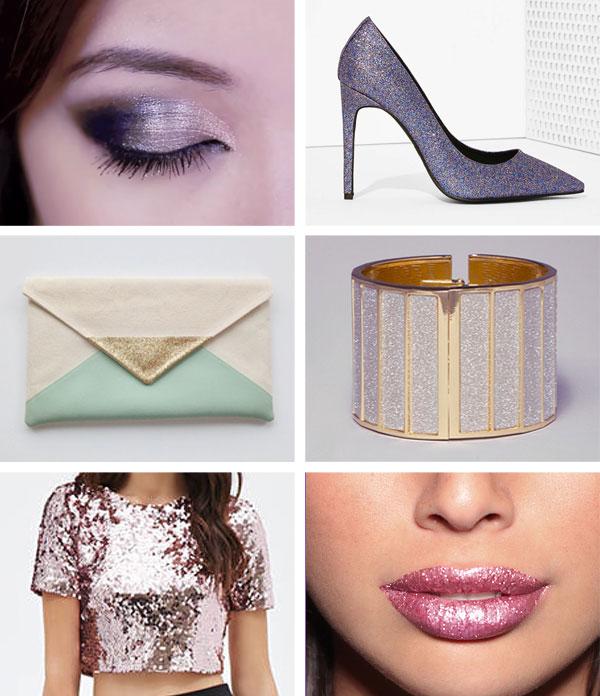 6 Ways to Wear Sparkle