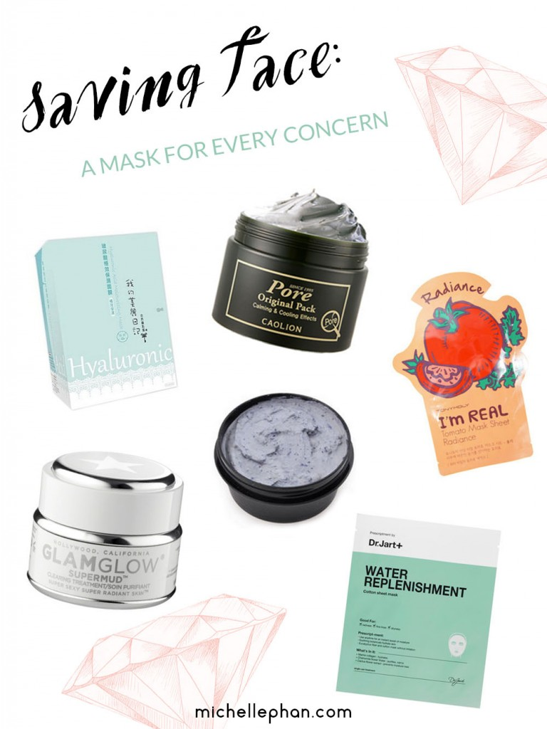 Best Face Masks for Every Concern