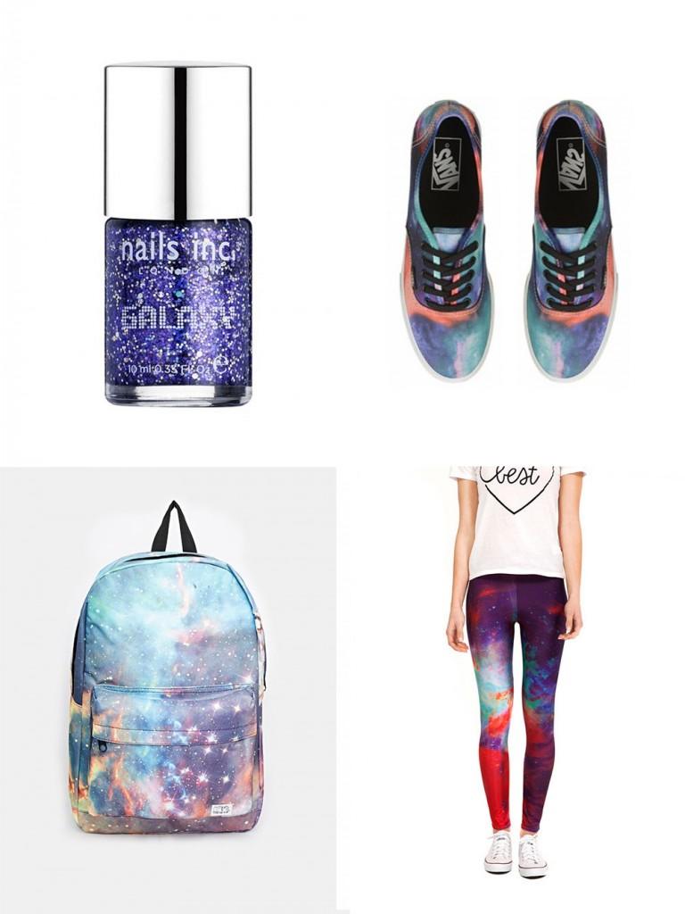Galaxy & Space Fashion