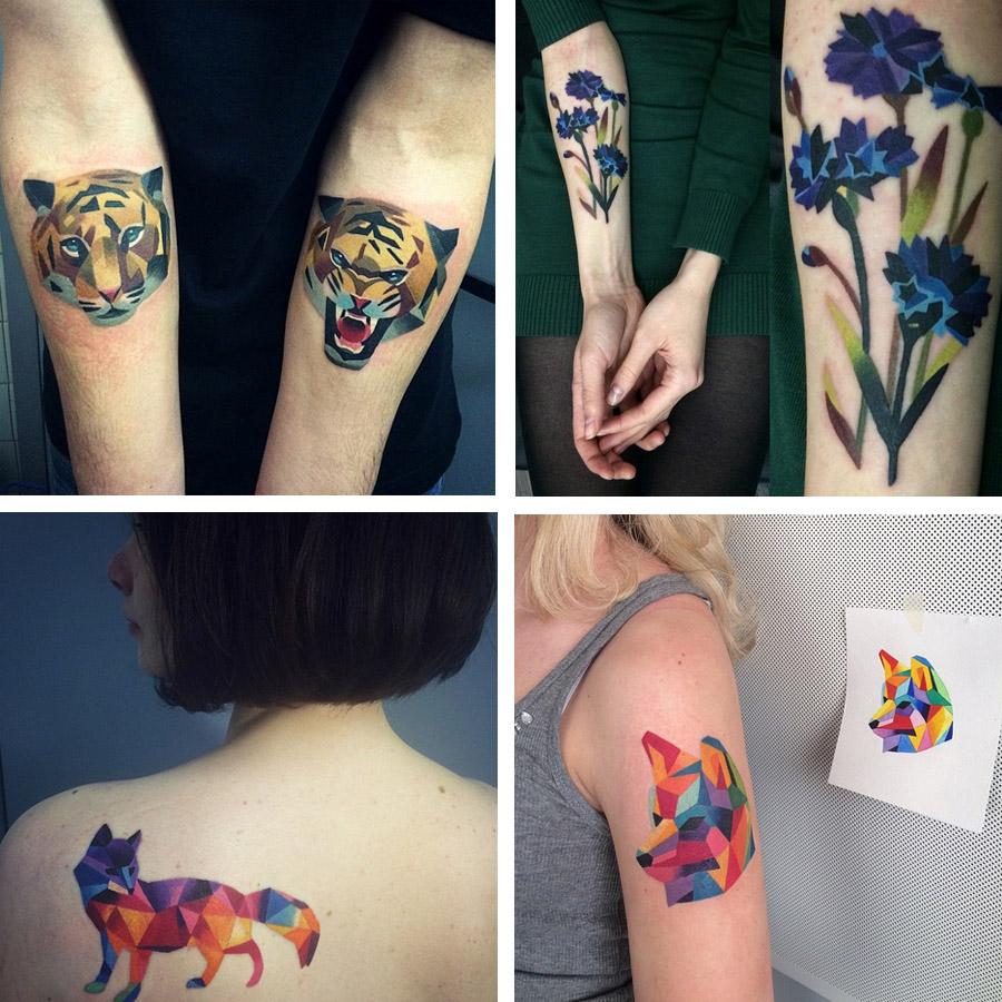 5 Tattoo Artists That Will Blow Your Mind Michelle Phan Bloglovin Lock It Cushion Lip Pen Cindy Rose