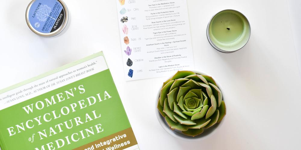 The Basics of Alternative Medicine - Michelle Phan
