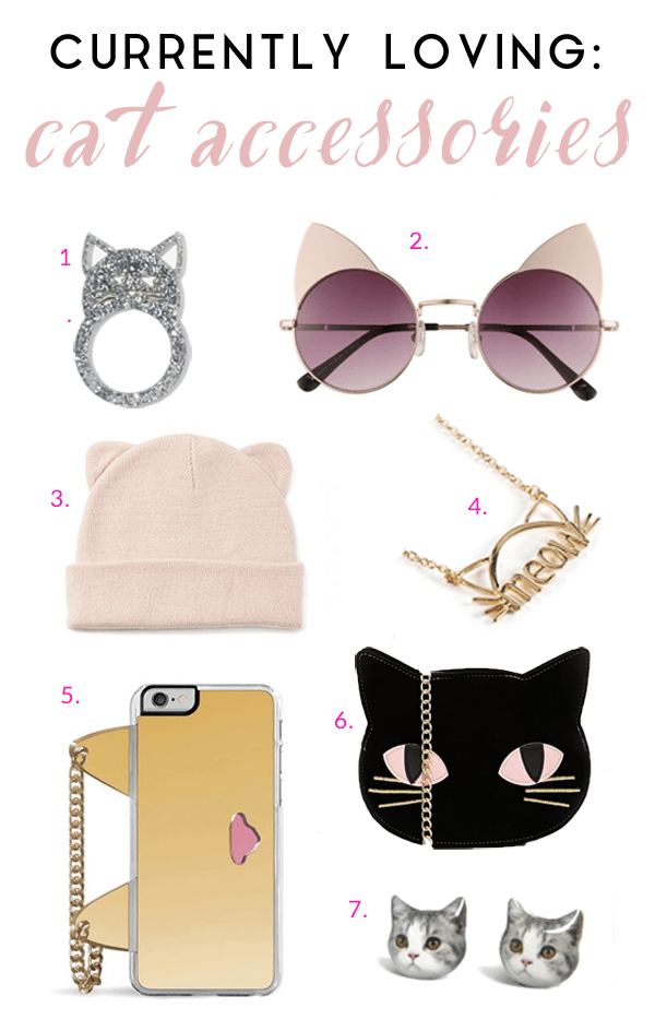 Currently Loving Cat Accessories Michelle Phan – Michelle Phan