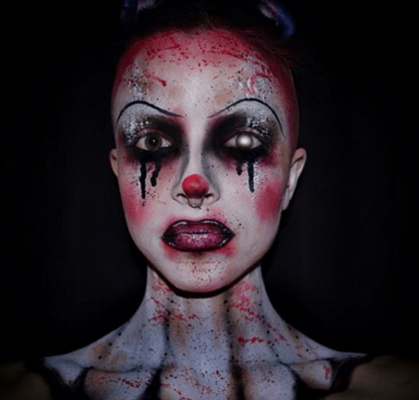 5 Favorites: Spooky Halloween Makeup Transformations - Michelle ...
