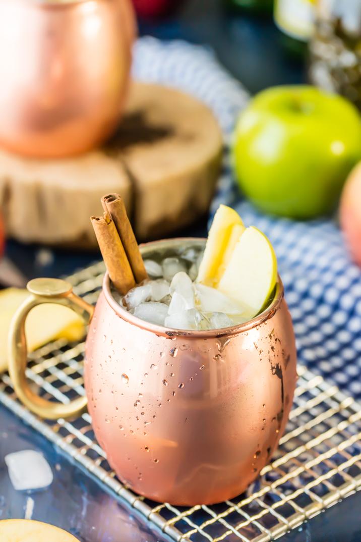 Fall cocktail idea
