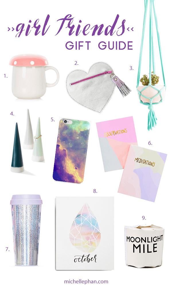 Girl Friend Gift Guide