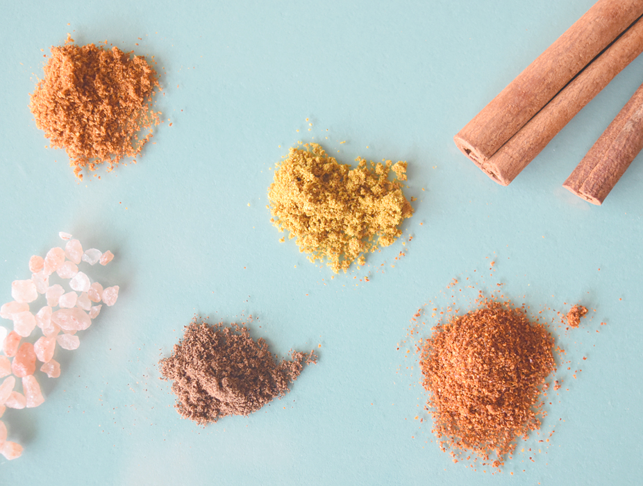 5 Ingredients to Spice Up Your Skincare