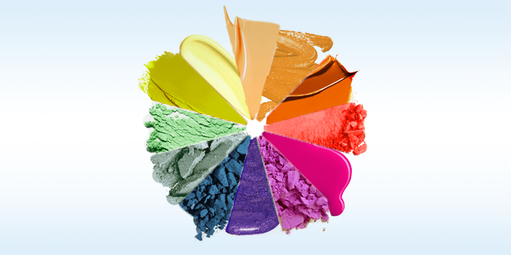 Color Theory Using The Wheel To