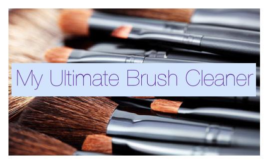 My Ultimate Diy Brush Cleaner Michelle Phan Michelle Phan
