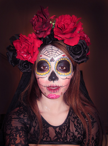 Day Of The Dead Makeup Michelle Phan Michelle Phan - How-to-do-day-of-the-dead-makeup