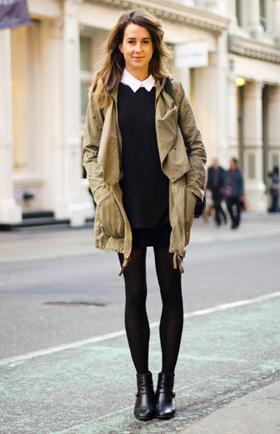 A Beginner s Guide to Wearing Skirts with Boots - Verily 39