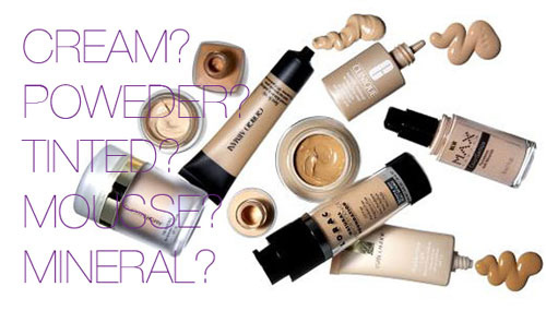 10 Different Types Of Foundation Formulations And Their Uses