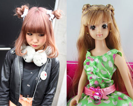 Beauty Police Doll Hair Michelle Phan Michelle Phan