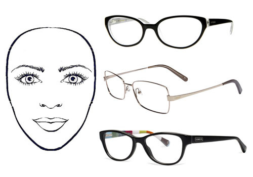 Eyecessorize: The Best Frames for Your Face Shape ...