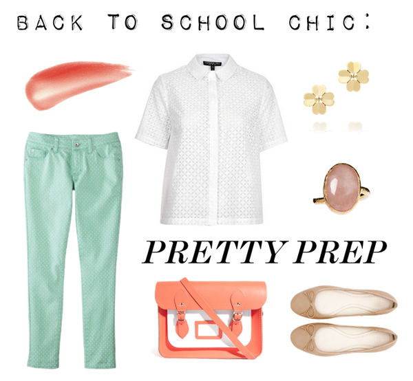 Back to School Chic: 3 Perfect First Day Outfits